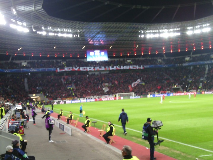 BayArena (Bayer Leverkusen)