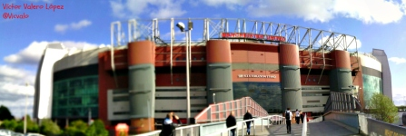 Old Trafford (Mánchester United)