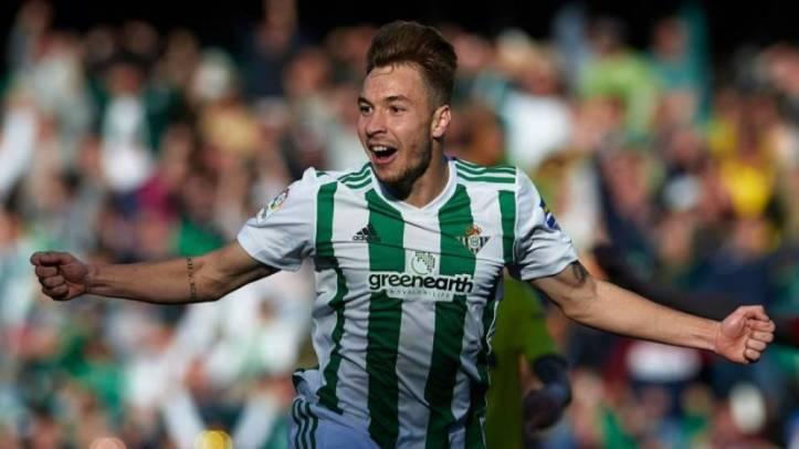 Loren Morón es el hombre gol del Betis. Foto: El Confidencial Sevilla.
