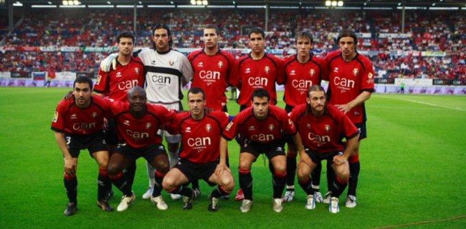 Osasuna fue declarado mejor equipo del mundo en diciembre del año 2012 por la IFFHS